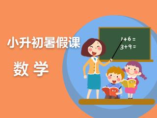 小升初数学暑假课(通用版)